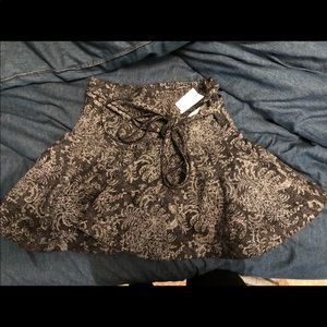Marc Jacobs miniskirt, tag on, bought in April
